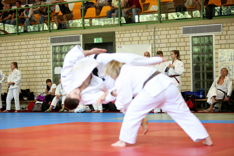 Landesmeisterschaften NRW  G-Judo 2018