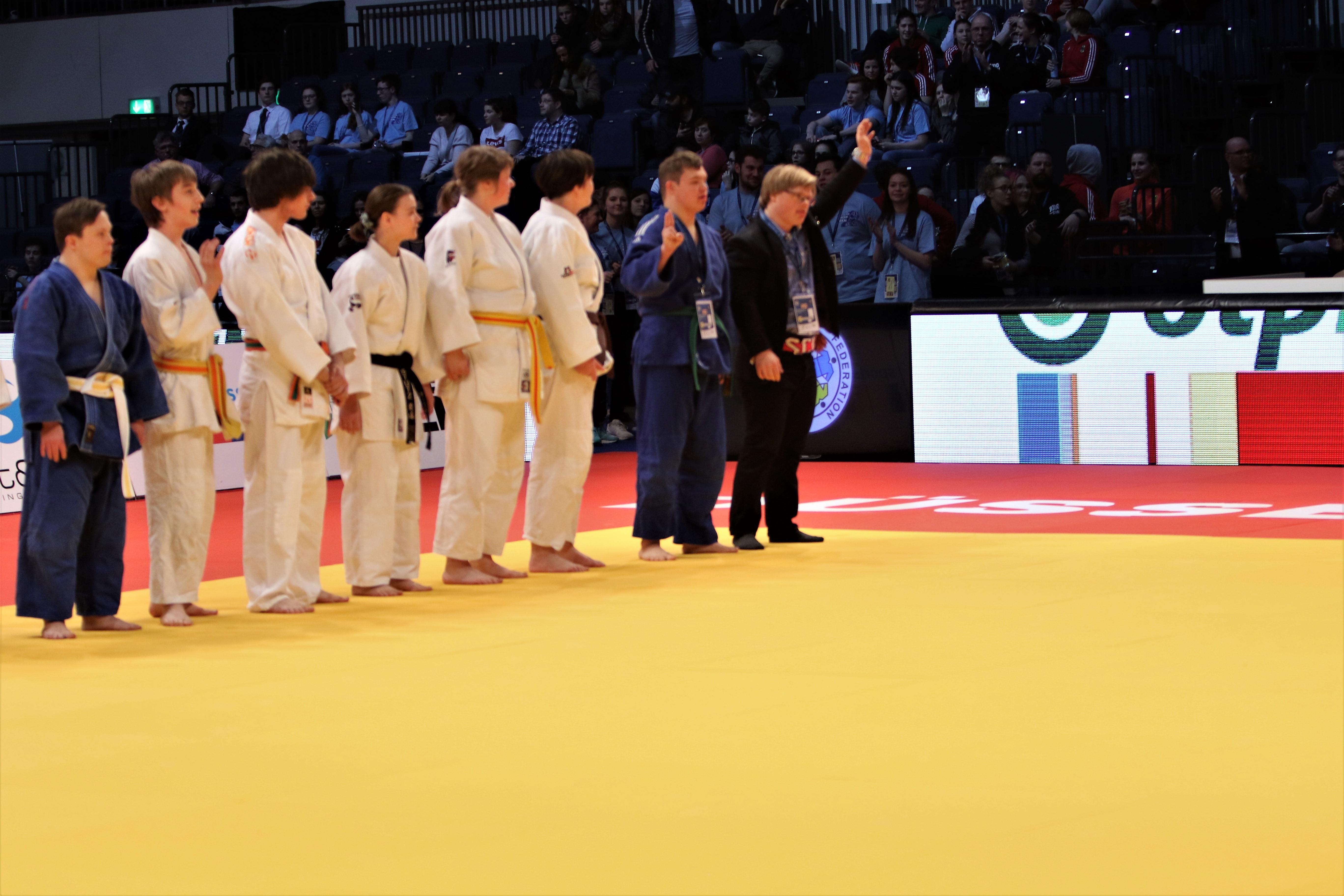 G-Judo @ Judo Gran Prix Düsseldorf