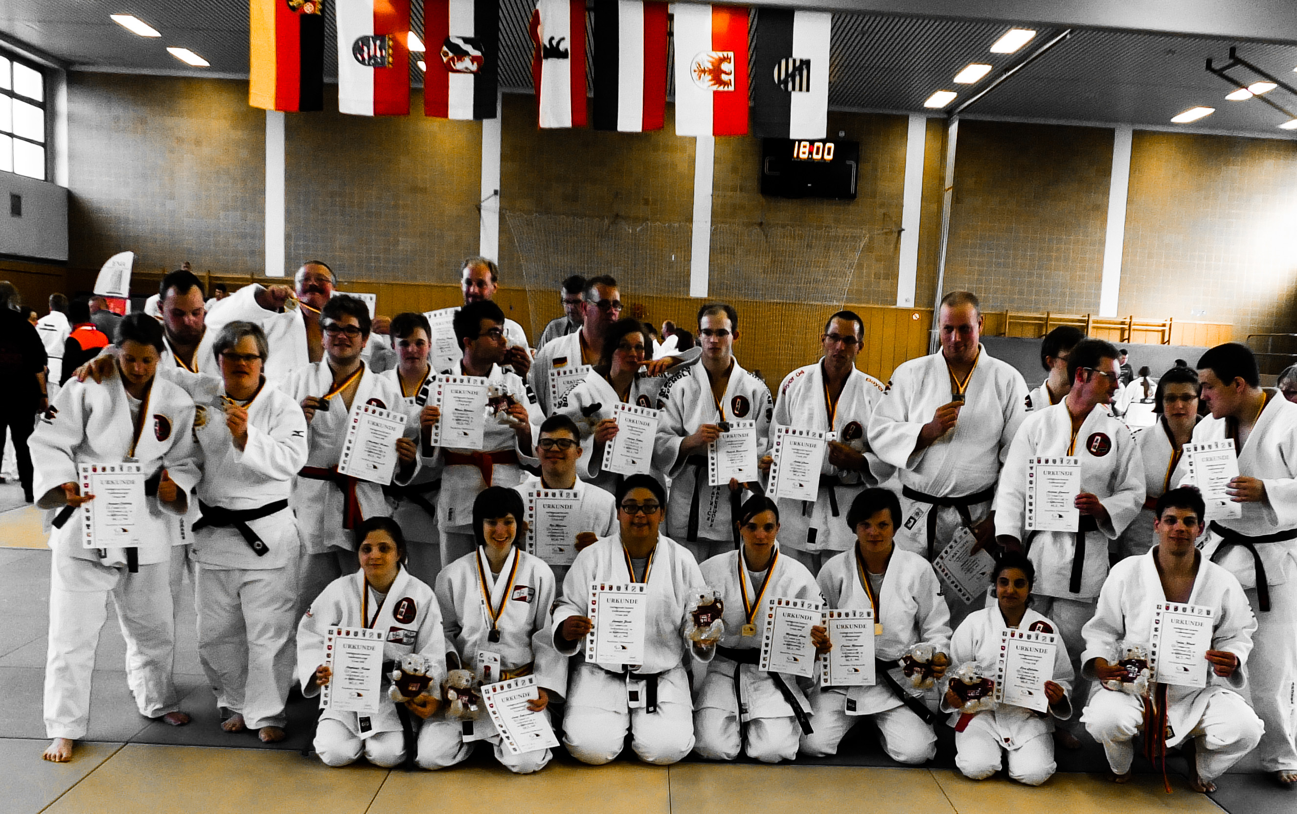 JUDO Internationale Deutsche Einzelmeisterschaft IDEM Berlin