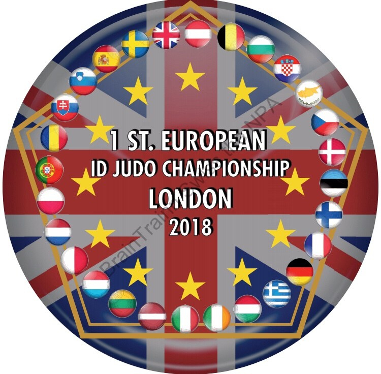 BREAKING NEWS …EUROPEAN ID-JUDO MASTERSHIPS 22.8.-24.8.2018