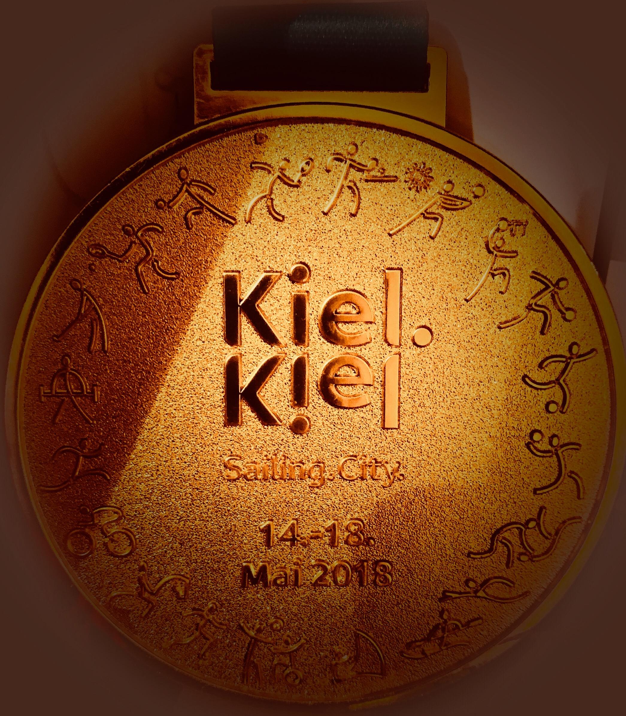 Olympisches GOLD für Unified KATA