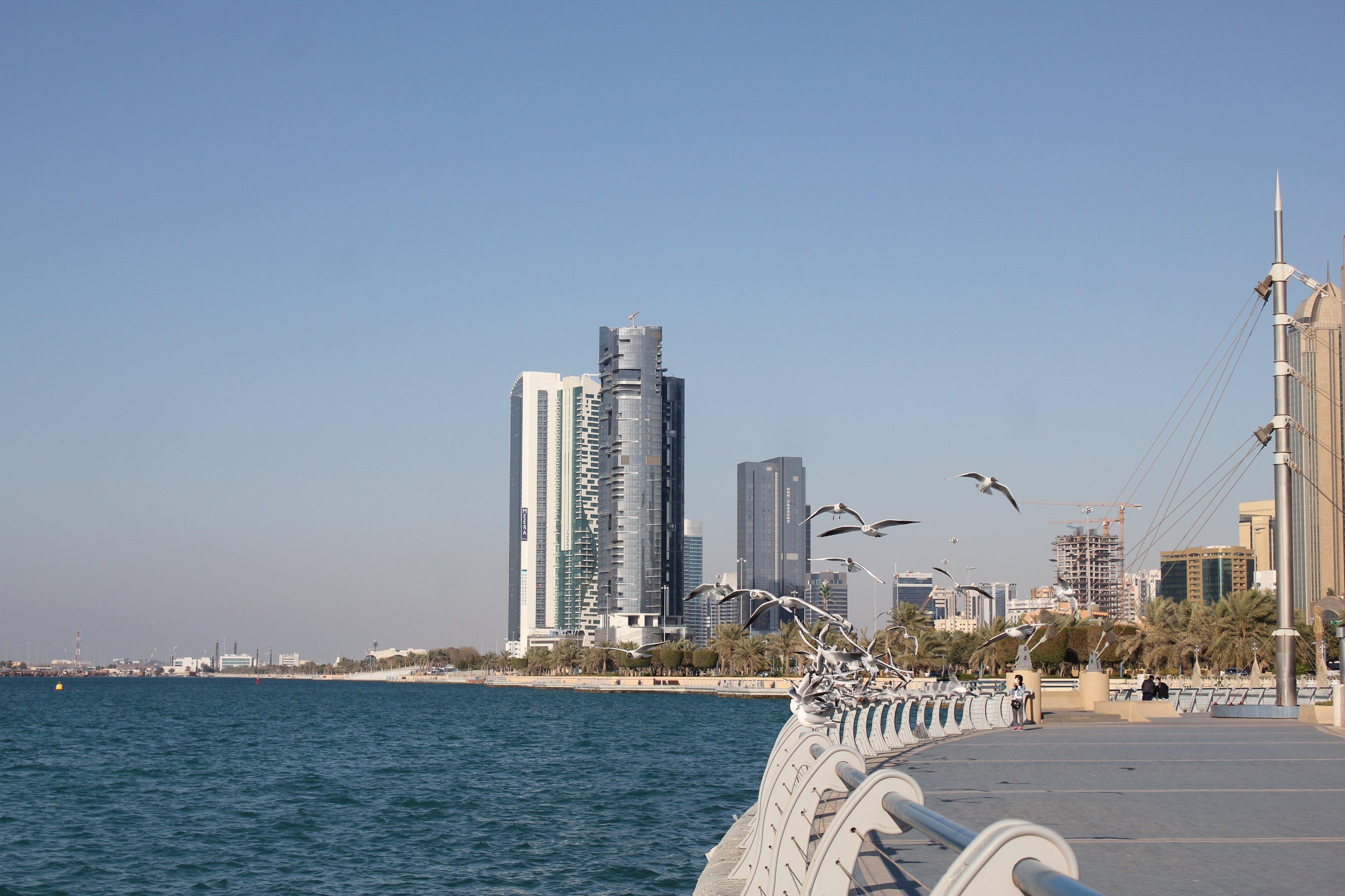 World Games Abu Dhabi   2019, die Spannung steigt