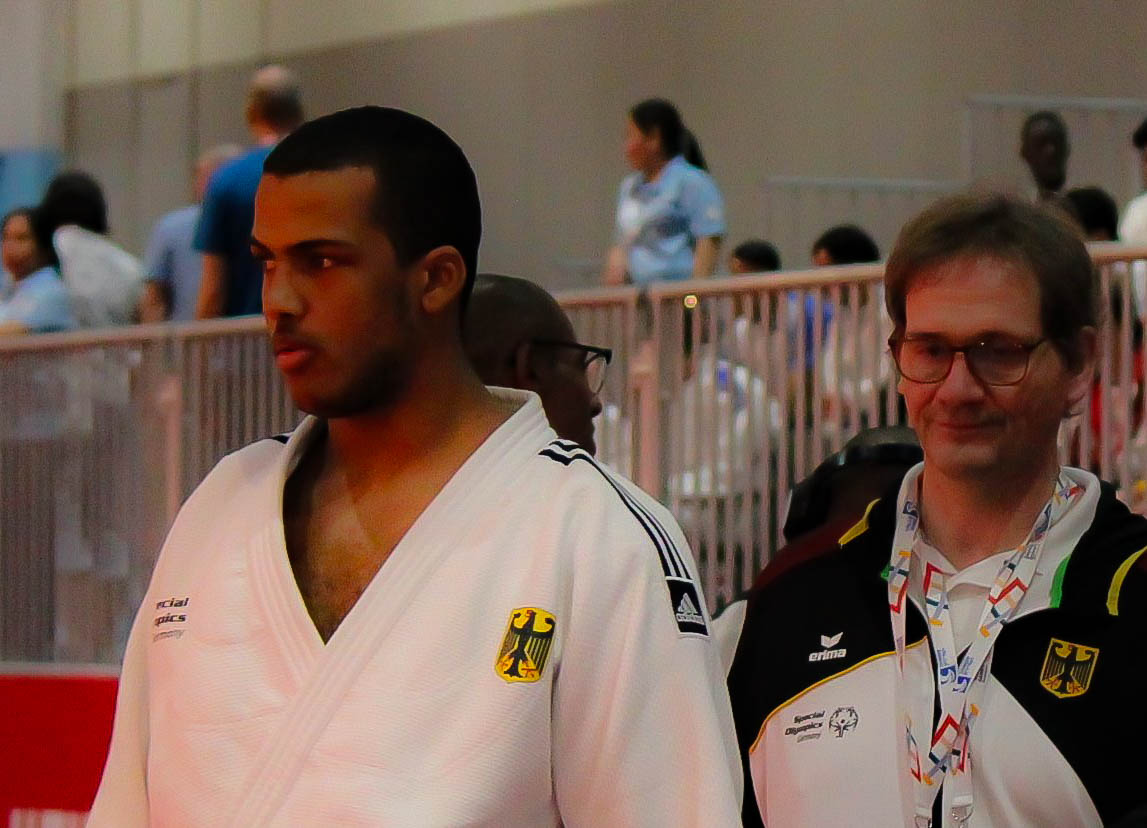 JUDO 1. Kampftag  – World Games Abu Dhabi 2019