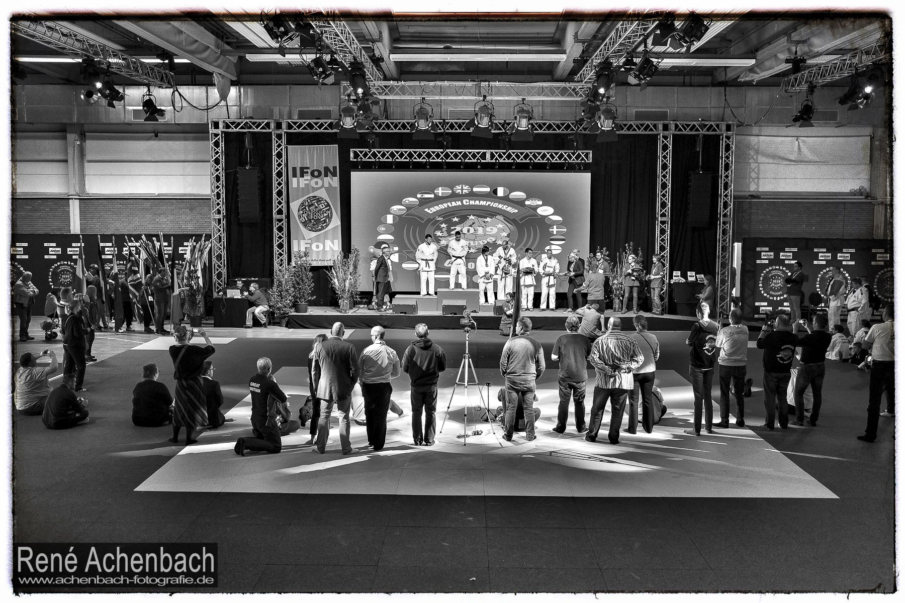 ESSAY zur 2. Judo Europameisterschaft ID-Judo Köln